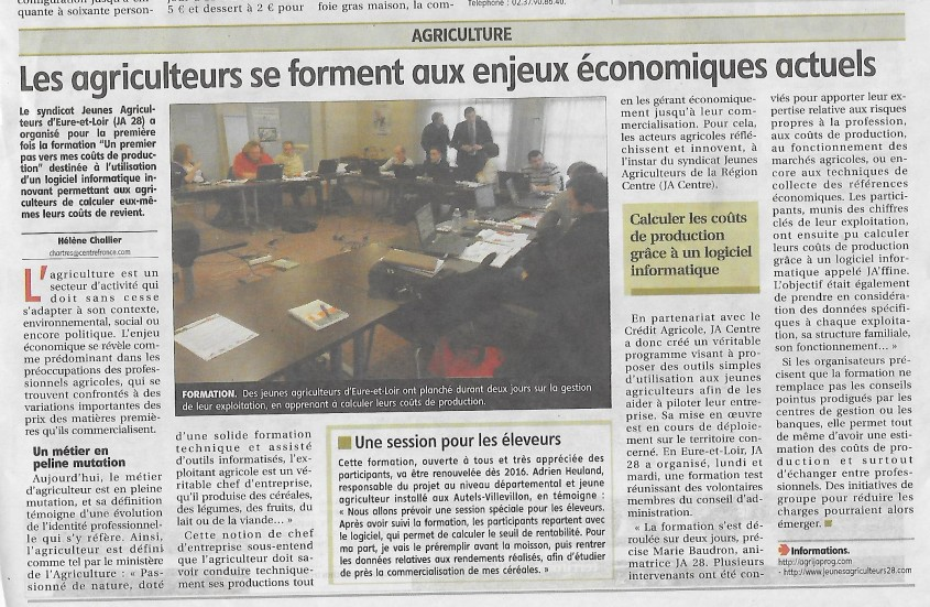 -article l'echo republicain -17-12-15